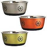 Durapet Fashion Metal Dog Bowl