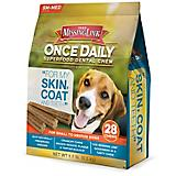 Missing Link Skin/Coat Dental Chews Small Dog