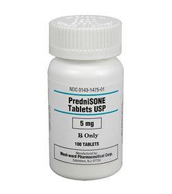 Prednisone Tablets
