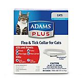 Adams Plus Flea and Tick Cat Collar