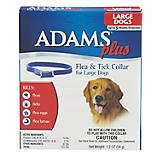 Adams Plus Flea and Tick Dog Collar