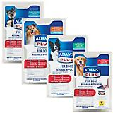 Adams Plus Flea/Tick Spot-On for Dogs 3PK