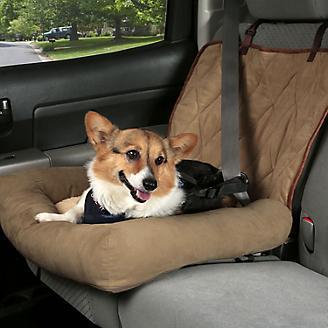 Solvit Car Cuddler Bucket Seat Cover Dog Bed