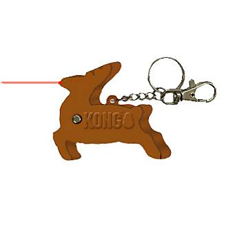 KONG Holiday Laser Reindeer Cat Toy