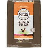 Nutro Grain Free Small Breed Chicken Dry Dog Food