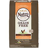 Nutro Grain Free Chicken/Lentils Dry Dog Food