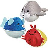 Grriggles Aquadudes Plush Dog Toy