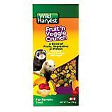 Wild Harvest Fruit n Veggie Crunch Ferret Treat
