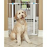Midwest GLOW White Steel Pet Gatel