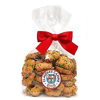 Claudias Holiday Spritz Grab Bag Dog Treat