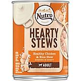 Nutro Hearty Stews Chicken Stew Can Dog Food 12pk