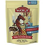 My Little Wolf Pork Pleaser Recipe Dog Treat