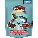 My Little Wolf Salmon Licious Recipe Dog Treat