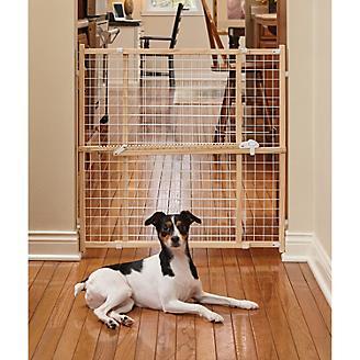 Midwest Expandable Wood Pet Gate