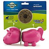 Busy Buddy Unicorn Treat Holding Dog Toy
