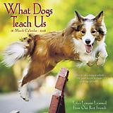 What Dogs Teach Us 2018 Mini Calendar
