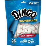 Dingo Boomerang Dog Treat