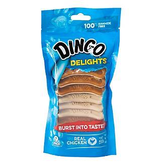 Dingo Rawhide-Free Delights Dog Treat