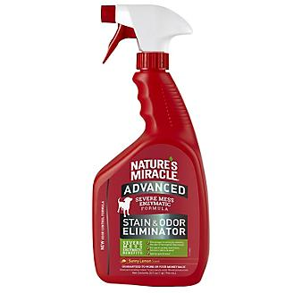 Natures Miracle Advanced Lemon Stain/Odor Remover