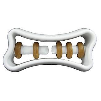 Starmark Treat Ringer Bone Dog Toy