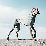 Hurtta Carbon Grey Dog Body Warmer