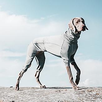 Hurtta Carbon Grey Dog Body Warmer