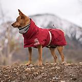 Hurtta Extreme Warmer Dog Jacket 14in Coral Camo