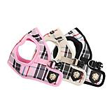 Puppia Junior Vest Dog Harness Large Black
