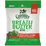Greenies Breath Buster Crisp Apple Dog Treat