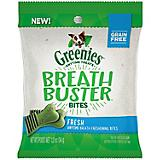 GREENIES BREATH BUSTER Fresh Dog Treat