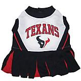 Houston Texans Cheerleader Dog Dress