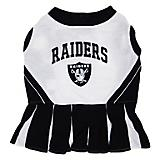 Oakland Raiders Cheerleader Dog Dress