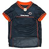 Chicago Bears Orange Trim Dog Jersey