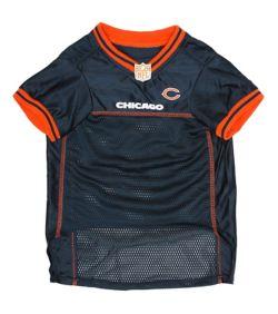 the best attitude c904c d757b Chicago Bears Orange Trim Dog Jersey