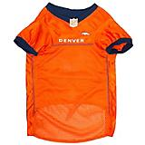 Denver Broncos Orange Dog Jersey
