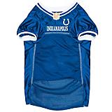 Indianapolis Colts White Trim Dog Jersey