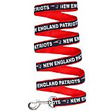 New England Patriots Ribbon Dog Leash
