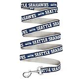 Seattle Seahawks Ribbon Dog Leash