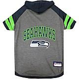 Seattle Seahawks Hoodie Dog Tee Shirt