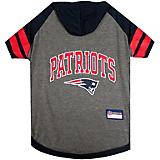 New England Patriots Hoodie Dog Tee Shirt