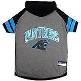 Carolina Panthers Hoodie Dog Tee Shirt