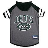New York Jets Hoodie Dog Tee Shirt