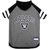Oakland Raiders Hoodie Dog Tee Shirt