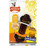 Nylabone Bacon Cheeseburger Rubber Dog Chew