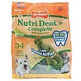 Nutri Dent Complete Small Dino Dental Dog Chew