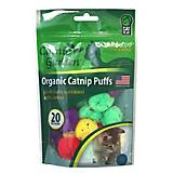 Multipet Catnip Garden Catnip Puffs 20 Count Bag