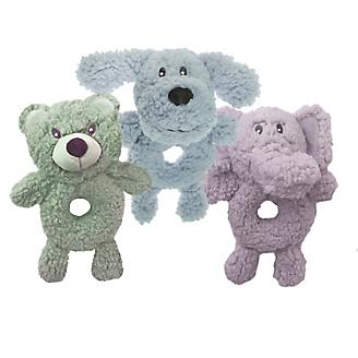 Multipet Aromadog Fleece Ring Body Plush Dog Toy