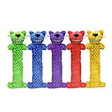 Multipet Loofa 10in Plush Cat Toy