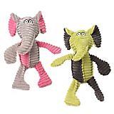 Petrageous RibRageous Elephant Dog Toy