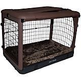 Pet Gear The Other Door Steel Pet Crate w/Pad